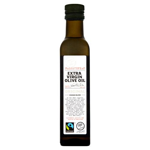 Palestinian Extra Virgin Olive Oil