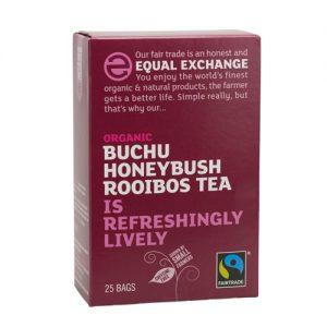Organic Buchu Honeybush Rooibos