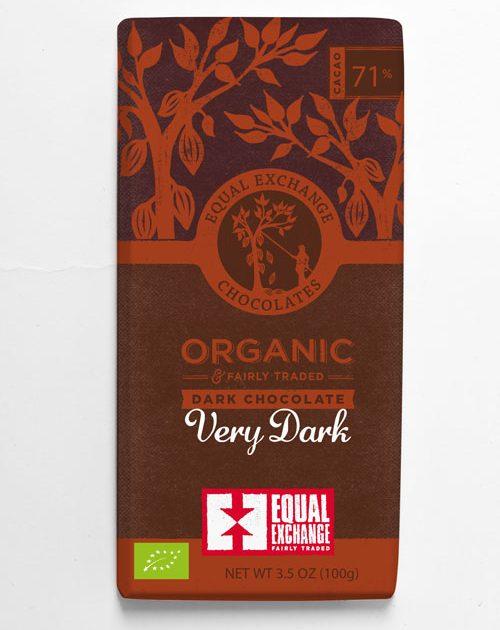 Organic Very Dark Chocolate